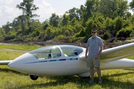 Glider Guy w/ASK21