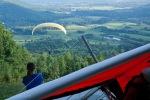 paraglider/hang glider launch site