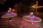 LED hoops