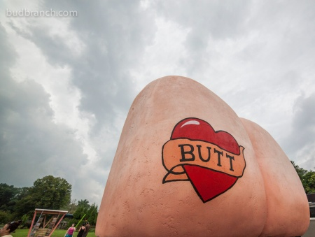 The Love Butt