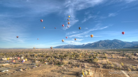 Taos Hot Air Balloon Rally